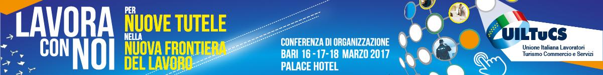 Conferenza di organizzazione 2017