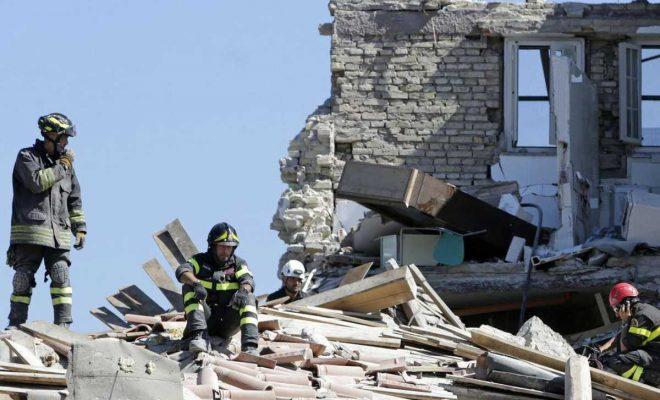 Terremoto: solidarietà da sindacati italiani e internazionali