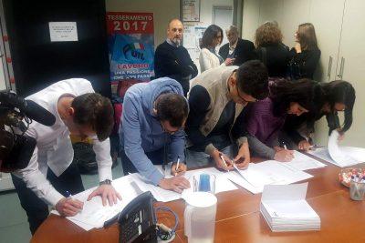 Alta Formazione Alberghiera, firmati dieci contratti di lavoro